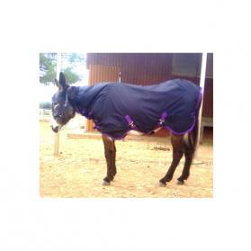 Shilionias enjoys his raincoat